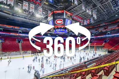Bell Centre Sports Arena (Montreal Canadiens) 360 Panorama