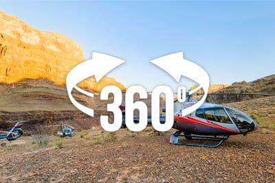 Maverick Helicopters Grand Canyon Tours 360 Virtual Tour