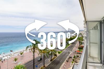 Le Meridien Hotel (Nice, France) 360 Panorama