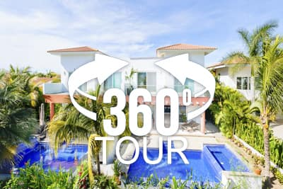 Luxury Home 360 Virtual Tour Nuevo Vallarta - El Tigre Golf