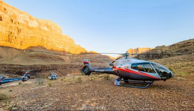 Maverick Helicopter Tours Picnic Area