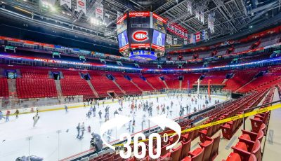 360 panorama: Bell Centre (Montreal Canadiens)