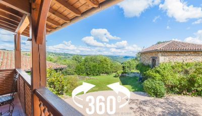 360 Virtual Tour: Le Mazicou country home
