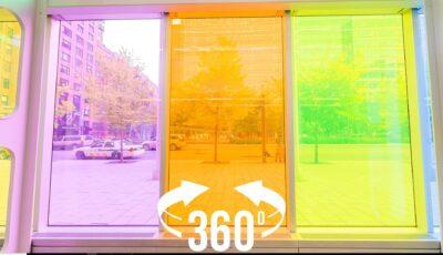 360 panorama: Palais des Congrès de Montreal