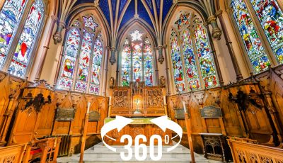 360 panorama: St. George's Anglican Church